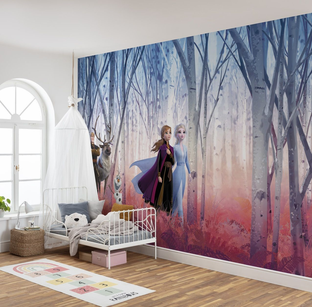 Giant Wall Mural Photo Wallpaper 144x100inch Princess